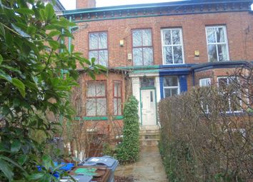 Thumbnail 13 bed terraced house for sale in Park Avenue, Levenshulme, Manchester