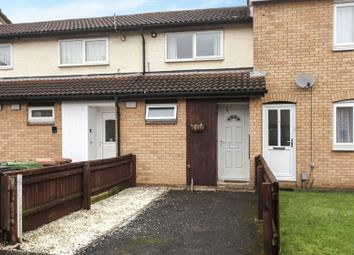 Thumbnail 1 bed terraced house for sale in Lombardy Drive, Dogsthorpe, Peterborough