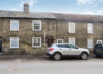 Thumbnail 3 bedroom terraced house for sale in Out Westgate, Bury St. Edmunds
