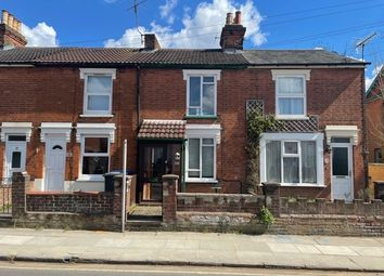 Thumbnail 3 bed terraced house for sale in Ipswich, Suffolk