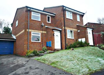 Thumbnail 2 bedroom semi-detached house to rent in Nicholas Gardens, High Wycombe