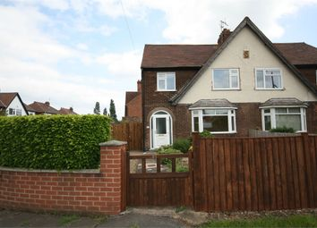 Thumbnail 3 bed semi-detached house for sale in Attenborough Lane, Beeston, Nottingham