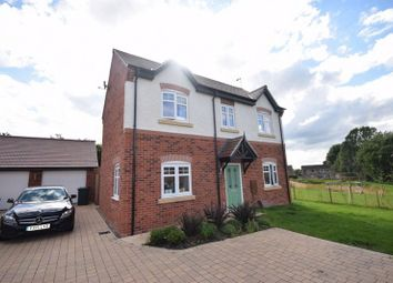 Thumbnail 4 bed detached house to rent in Brook House Mews, High Street, Repton, Derby
