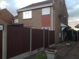 Thumbnail 1 bed semi-detached house to rent in Moat Way, Queenborough
