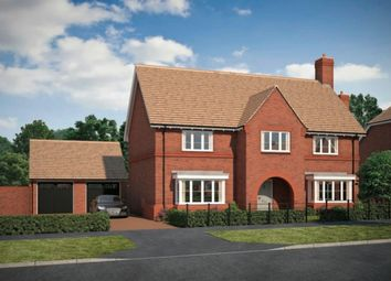 "Thumbnail 4 bed property for sale in ""The Tetbury"" at Blunsdon, Swindon"