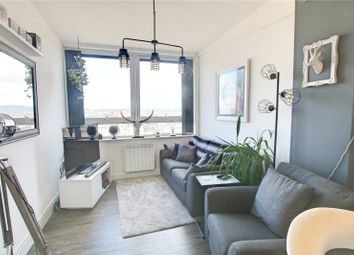Skyline Apartments, 1 The Causeway, Worthing, West Sussex BN12. 1 bed flat