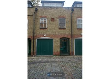 Thumbnail 3 bed terraced house to rent in Andover Place, London