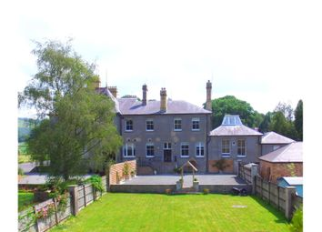 Thumbnail 4 bed country house for sale in Trawscoed, Aberyswyth