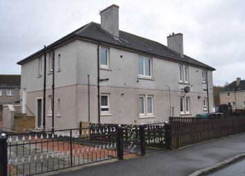 2 bed flat for sale in Stewart Crescent, Newmains, Wishaw ML2