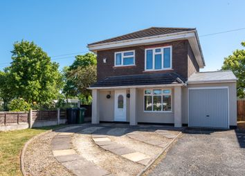 Thumbnail 3 bed detached house for sale in King George Crescent, Rushall, Walsall