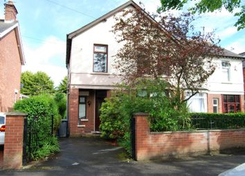 Thumbnail 3 bed semi-detached house for sale in Dunowen Gardens, Belfast