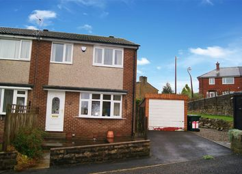 Thumbnail 3 bed end terrace house for sale in Bracken Road, Keighley, West Yorkshire