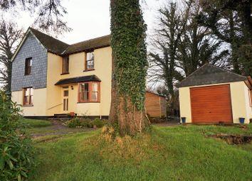 Thumbnail 4 bed detached house for sale in Trevelmond, Liskeard