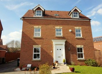 Thumbnail 4 bedroom detached house for sale in Sixpence Close, Coventry