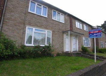 Thumbnail 3 bed terraced house to rent in Manor Road, Stansted