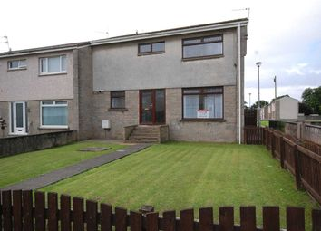 Thumbnail 3 bed end terrace house for sale in Campbell Avenue, Stevenston