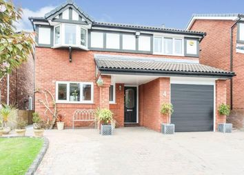 Thumbnail 4 bed detached house for sale in Barn Meadow, Northwich, Cheshire