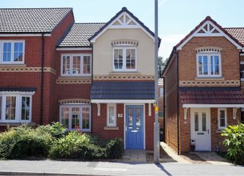 Thumbnail 3 bed end terrace house for sale in Scrooby Road, Doncaster