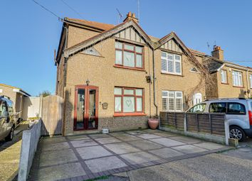 Thumbnail 4 bed semi-detached house for sale in The Avenue, Hadleigh