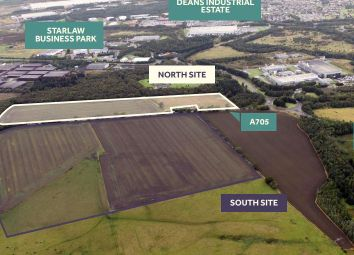 Thumbnail Land for sale in Almond North, Livingston