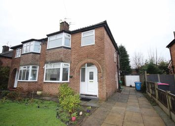 Thumbnail 3 bed semi-detached house for sale in Edenfield Lane, Worsley, Manchester