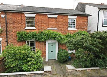 Thumbnail 4 bed semi-detached house for sale in Apton Road, Bishop's Stortford, Hertfordshire