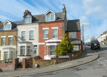 Thumbnail 3 bedroom end terrace house for sale in Minerva Avenue, Dover