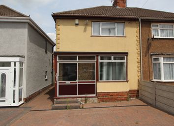 Thumbnail 3 bed semi-detached house to rent in Ringwood Road, Wolverhampton