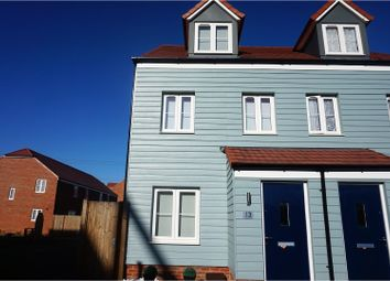 Thumbnail 3 bed semi-detached house for sale in Hopkins Close, Dartford
