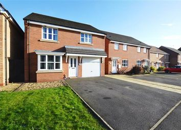Thumbnail 4 bedroom detached house for sale in Great Row View, Wolstanton, Newcastle