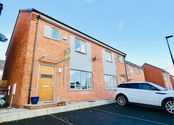 Thumbnail 3 bedroom semi-detached house for sale in Christie Lane, Salford