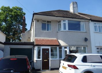 Thumbnail 3 bed semi-detached house to rent in Hazon Way, Epsom