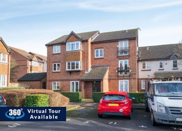 Thumbnail 1 bed flat for sale in Knowles Close, Yiewsley, West Drayton