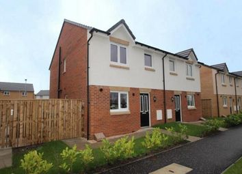 Thumbnail 3 bed semi-detached house for sale in Gisborne Drive, Airdrie, North Lanarkshire