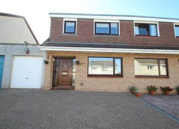 Thumbnail 3 bed semi-detached house to rent in Golf View Crescent, New Elgin, Elgin