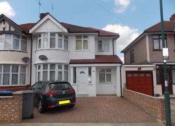 Thumbnail 5 bedroom semi-detached house to rent in Rugby Road, London
