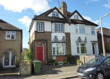 Thumbnail 3 bed flat to rent in Beechcroft Road, Bushey