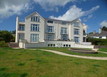 Thumbnail 3 bed flat for sale in Bryn Hafan, Caernarvon Road, Pwllheli, Gwynedd