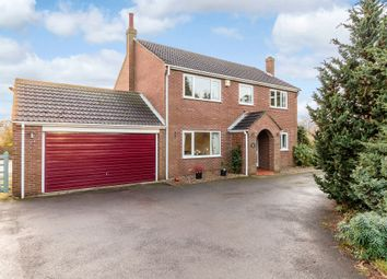 Thumbnail 4 bed detached house for sale in Main Street, Goole