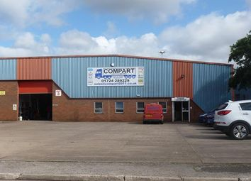 Thumbnail Light industrial to let in Unit 3, Menasha Way, Queensway Industrial Estate, Scunthorpe, North Lincolnshire