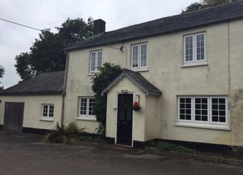 Thumbnail 3 bed cottage to rent in Puddington, Tiverton