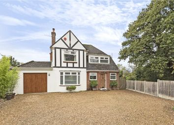 Thumbnail 3 bed detached house for sale in Muscliffe Lane, Bournemouth, Dorset