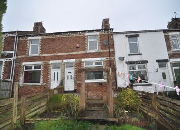 Thumbnail 3 bed terraced house to rent in John Terrace, Coronation, Bishop Auckland