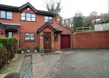 Thumbnail 3 bed semi-detached house for sale in Orchard Gardens, Leek