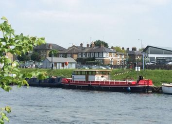 Thumbnail 2 bed houseboat for sale in Portsmouth Road, Surbiton