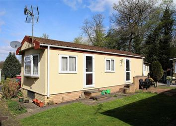 Thumbnail 1 bed mobile/park home for sale in The Retreat, Buckhurst Hill, Essex
