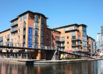 1 bed flat for sale in Canal Wharf, 18 Waterfront Walk, Birmingham, West Midlands B1