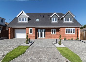Thumbnail 5 bed detached house for sale in Lynmouth Drive, Minster On Sea, Sheerness
