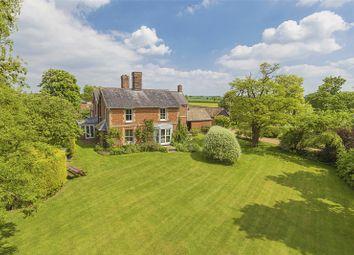 Eltisley Road, Great Gransden, Sandy, Cambridgeshire SG19. 5 bed detached house for sale