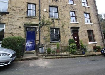 Thumbnail 2 bed cottage for sale in Finkle Street, Sowerby Bridge